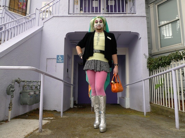 transvestite shows san francisco
